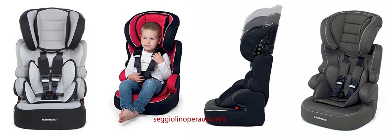 Seggiolino Auto Foppapedretti Babyroad